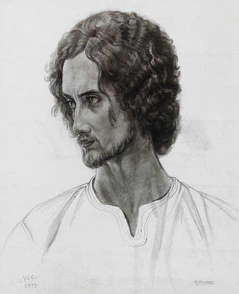 Bonnet, Johan Rudolf