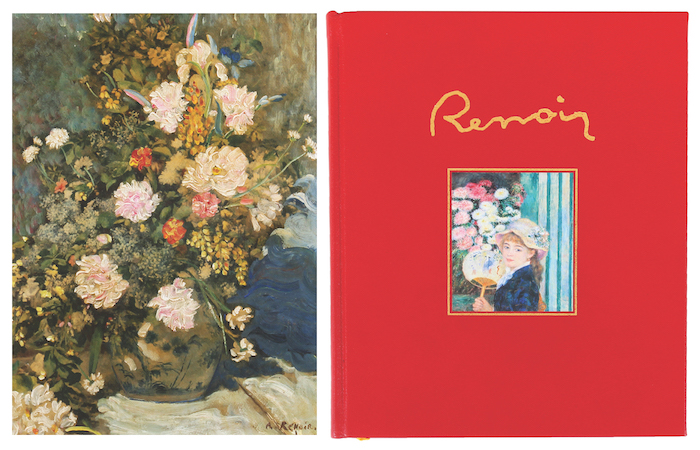 RENOIR Deluxe Collector's Edition Book aand Repro